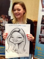 East Midlands Caricature Artist
